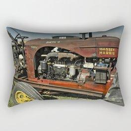 Massey Harris 744D Rectangular Pillow