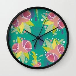 Fresh to Death: Arcadia Wall Clock