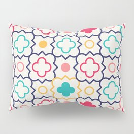 Cute Eastern Pattern Pillow Sham