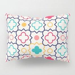 Cute Eastern Pattern Pillow Sham