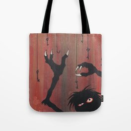 """""""Finding the Key to Your Heart"""" Tote Bag"""