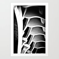ford Art Prints featuring fractal ford by blumwurks