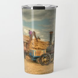 Dorset Threshing Travel Mug