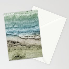 Mystic Stone Emerge Stationery Cards