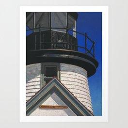 Brant Point Lighthouse Art Print