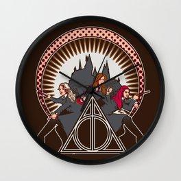 Dumbledore's Angels  Wall Clock