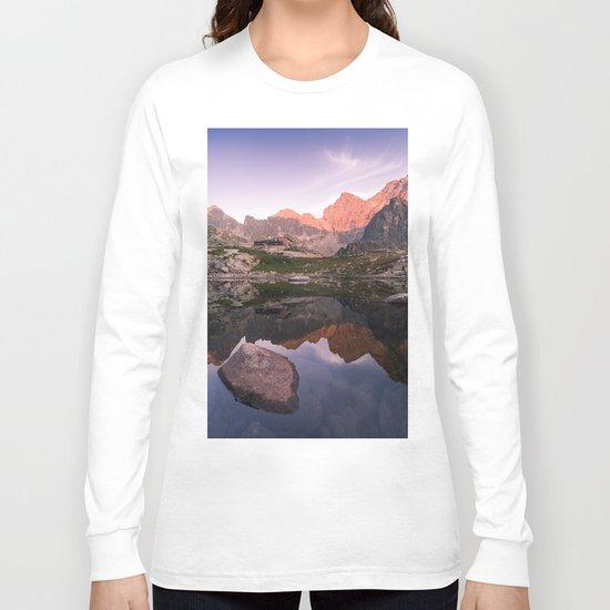 Rocky Lake Long Sleeve T-shirt