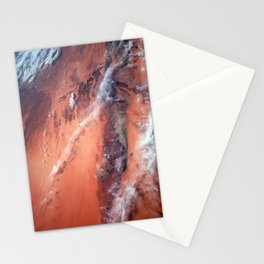 Richat Structure Stationery Cards