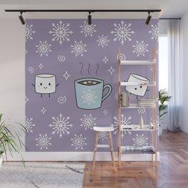 Winter Treat Wall Mural