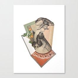 Rabble Rouser Canvas Print