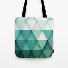 TRIANGULAR II Tote Bag