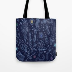 Magic Weapons Tote Bag
