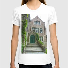 Who Knocks at the Door of Learning? T-shirt