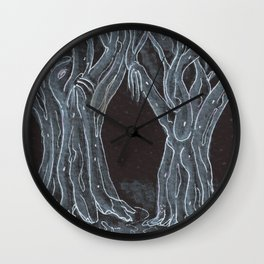 Legendary Dragons Wall Clock