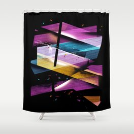 HS Shower Curtain