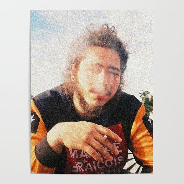 Smoky Posty Poster
