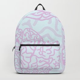 Pastel Brain Backpack