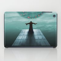 nordic iPad Cases featuring Nordic magician by Tony Vazquez
