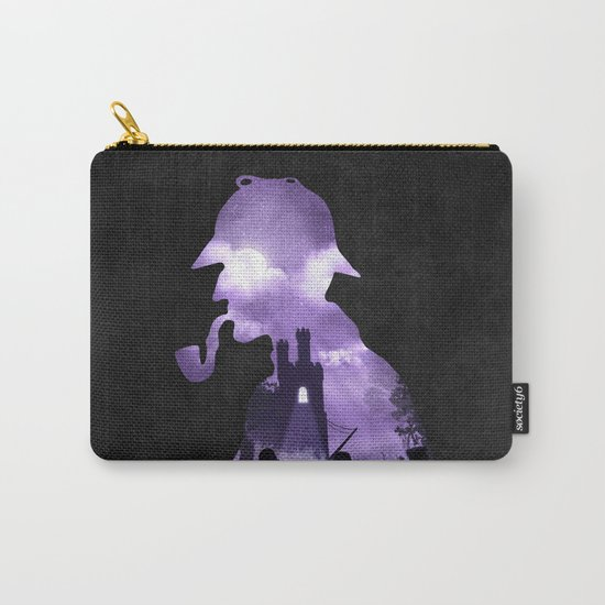 The Secret of the Castle Carry-All Pouch