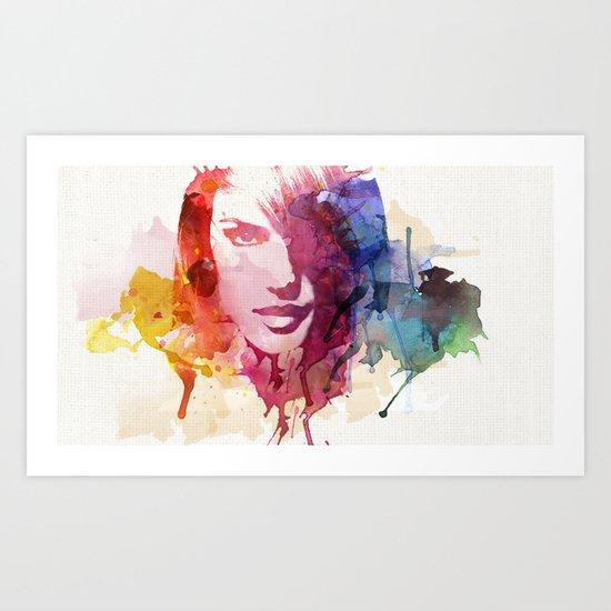 beautiful Art Print