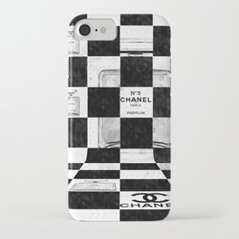No 5 Chess iPhone Case