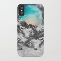 night iPhone & iPod Cases featuring It Seemed To Chase the Darkness Away by soaring anchor designs