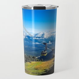 Cannon Mountain's Aerial Tramway Travel Mug