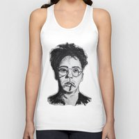 robert downey jr Tank Tops featuring Robert Downey Jr. by Haley Erin