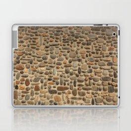 Mosaic Pebble Wall Laptop & iPad Skin