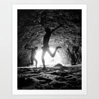 Free Spirits Art Print