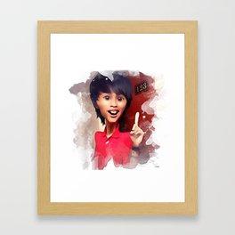 humor Framed Art Print