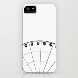 No More Colors #society6 iPhone Case