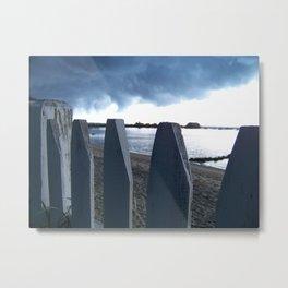 Cape Storm Metal Print