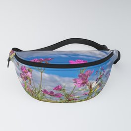 Cosmos Sky Fanny Pack