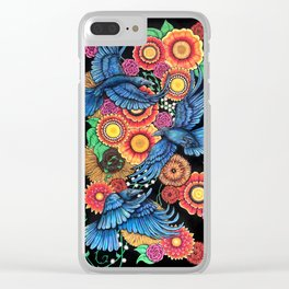 Evermore Clear iPhone Case