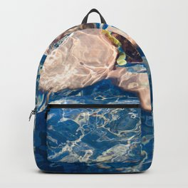 Underwater diffraction Backpack