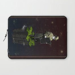 Everyone has a place in the universe Laptop Sleeve