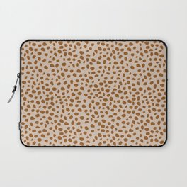 Jaguar | Brown Laptop Sleeve