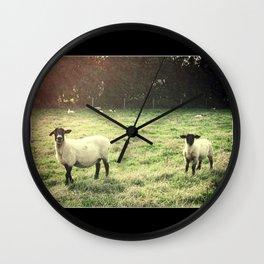 Dedicated Followers Wall Clock