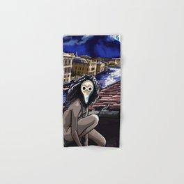 Chiaro Di Luna ft. Chiara Scelsi Hand & Bath Towel