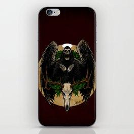 The Spirit of Creepmas iPhone Skin