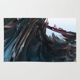 Shattered Wavez Rug