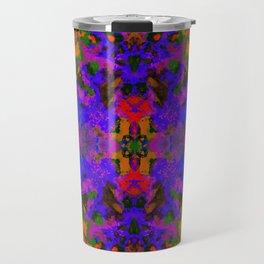 Psychedelic Mush Travel Mug