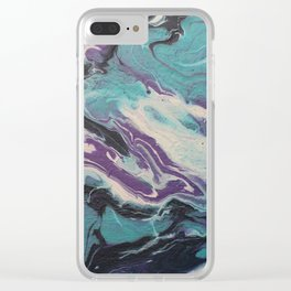 Sulley Clear iPhone Case