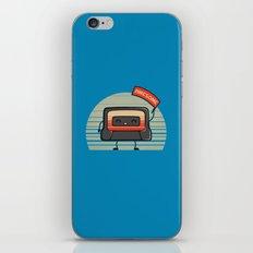 Cute Mix Tape iPhone & iPod Skin