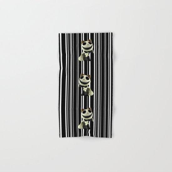 Halloween Prisoner | Jack | Christmas | Nigthmare Hand & Bath Towel