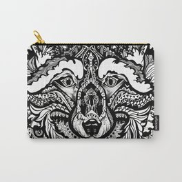 Spirit Wolf Carry-All Pouch