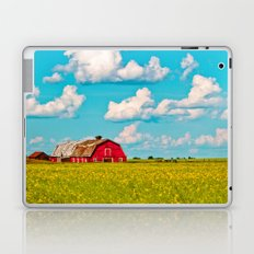 Living Alberta Laptop & iPad Skin