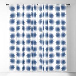 Blue ticklings Blackout Curtain