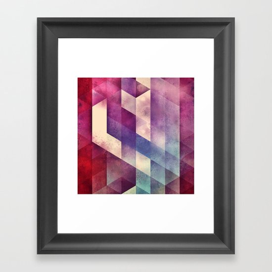ryd jyke Framed Art Print
